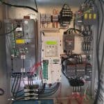 electrical board for commercial air conditioner